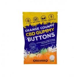 Orange County CBD 200mg Gummy Buttons - Grab Bag